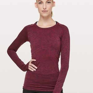 Lululemon Athletica Swiftly Tech Long Sleeve